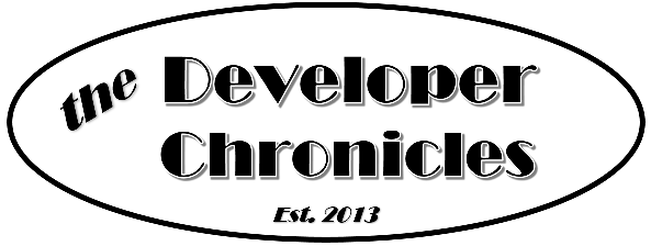 Developer Chronicles